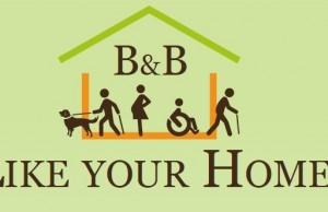 B&B Like Your Home - logo