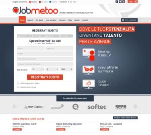 Lavoro categorie protette  disabili12  invalidi   Jobmetoo   Jobmetoo