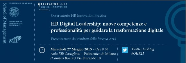 HR Digital Leadership