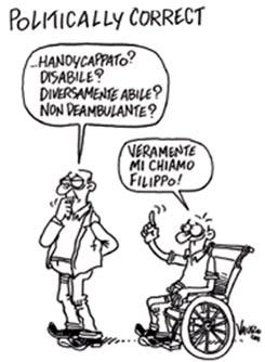 definizione disabile