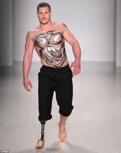 Modello disabile