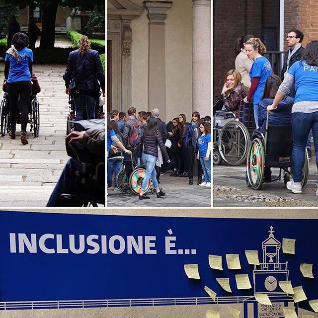 Inclusione è