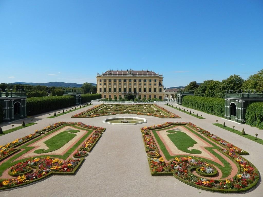Austria - Vienna - reggia di Schönbrunn