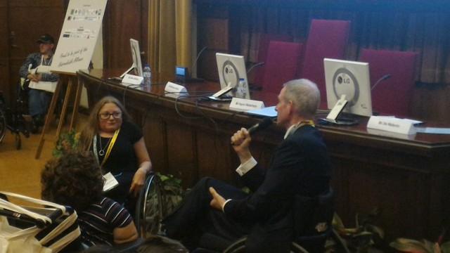 Conferenza Lisbona Osteogenesi imperfetta
