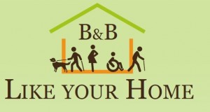 B&B Like Your Home - logo