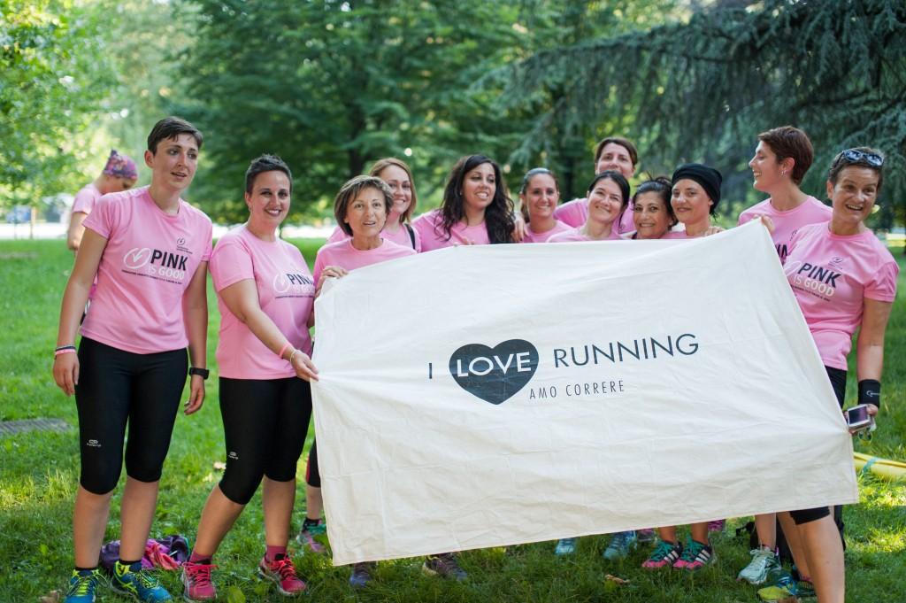 Correre insieme dopo il cancro