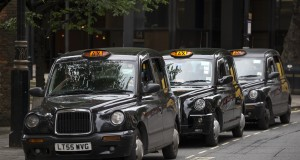 London Black Cab Taxis
